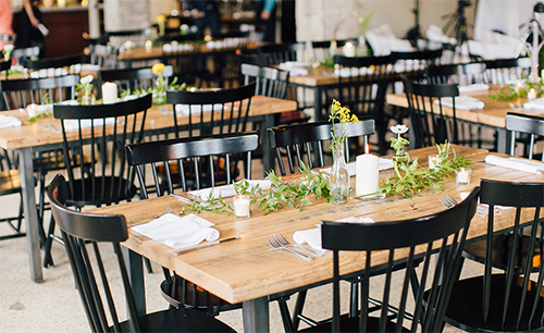 Weddings Special Events At Commune Commune Real Food